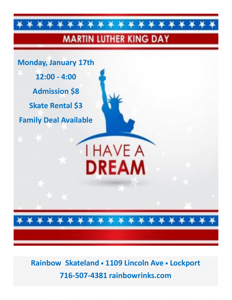HOLIDAY MARTIN LUTHER KING-2