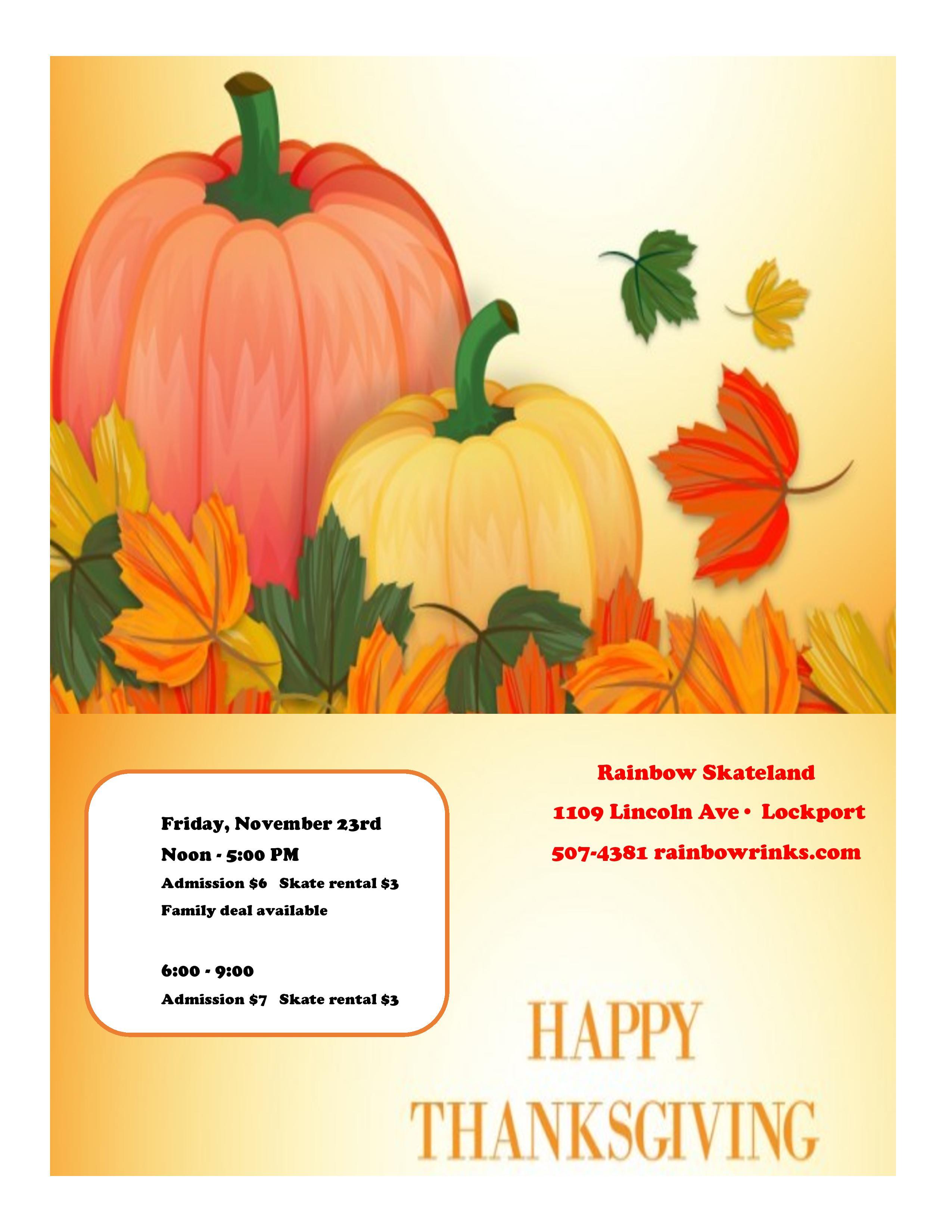 thanksgiving-skateland