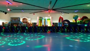 Rainbow Skateland in Lockport, NY
