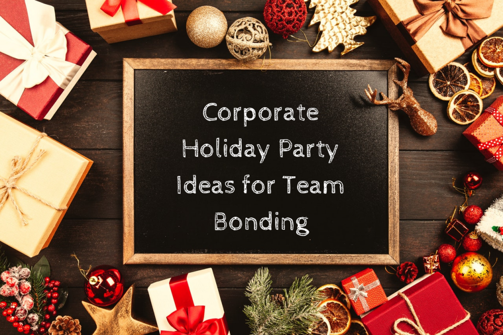 Corporate holiday party ideas for team bonding